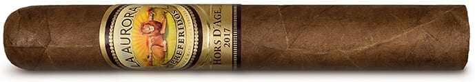 La Aurora Hors d'Age 2017 Limited Edition Top 25 Cigars of 2018