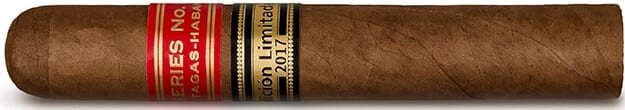 Partagas Series 1 Edicion Limitada 2017 Cigar Journal Top 25 Cigars of 2018