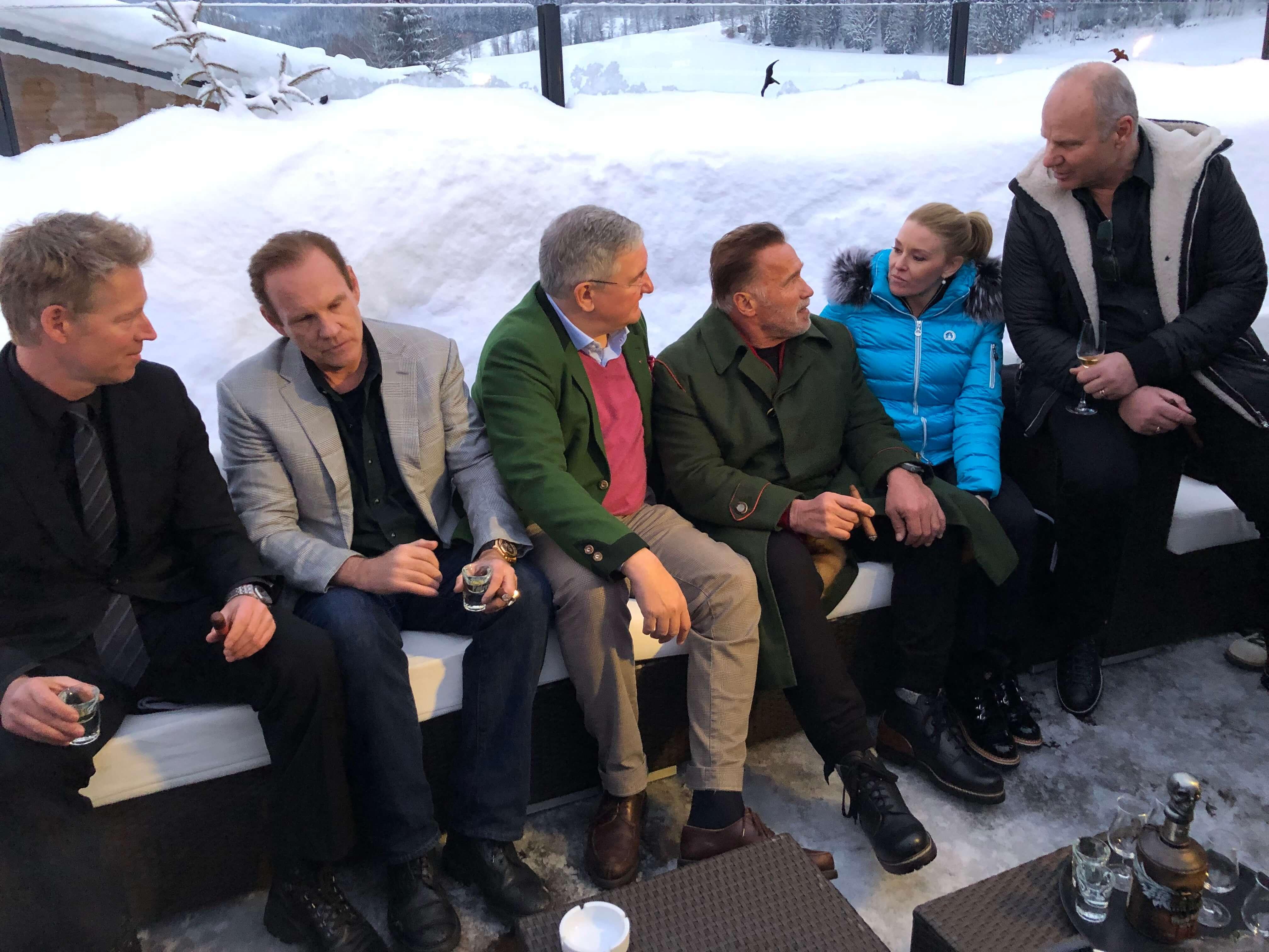 Event_kitz_2019_Arnold_Patrick_Schwarzenegger_Daniel_Marshall_Richard_Hauser_Heather-Milligan_Franz_Webber