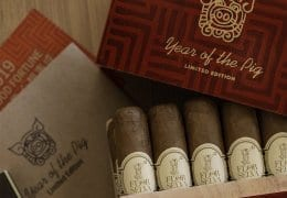 Flor de Selva Year of the Pig Limited Edition Cigar 2019