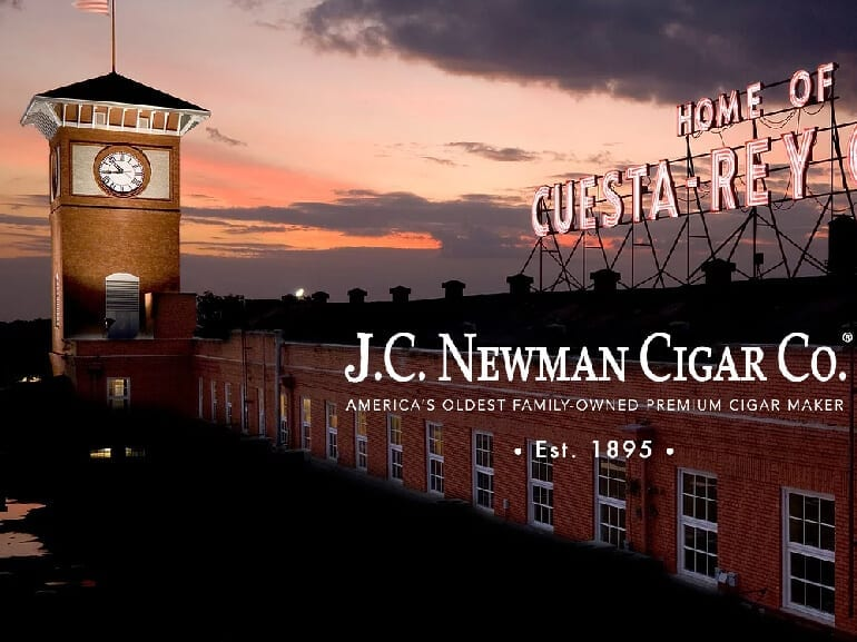 J.C. Newman new website