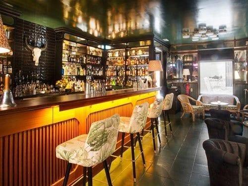 Salmon Guru Bar, Madrid
