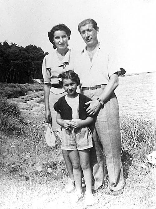 Zino Davidoff and his Family
