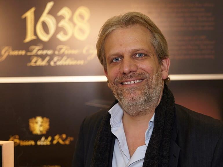 Brun del Ré Cigar Company Founder Carlo Corazza
