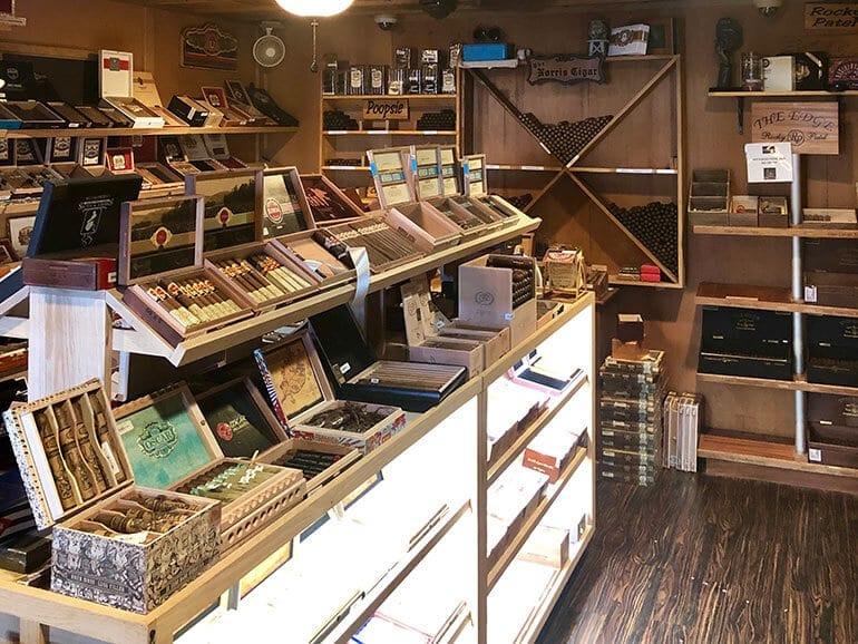 Main Street Cigar & Pipe Company Bel Air Maryland Walk In Humidor