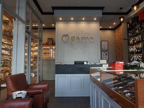 Cigarro - Shop und Lounge Warschau