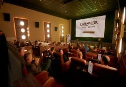 Clubmaster Movie Lounge Arnold André