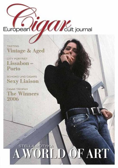 Cover Winter 2006 Cigar Journal
