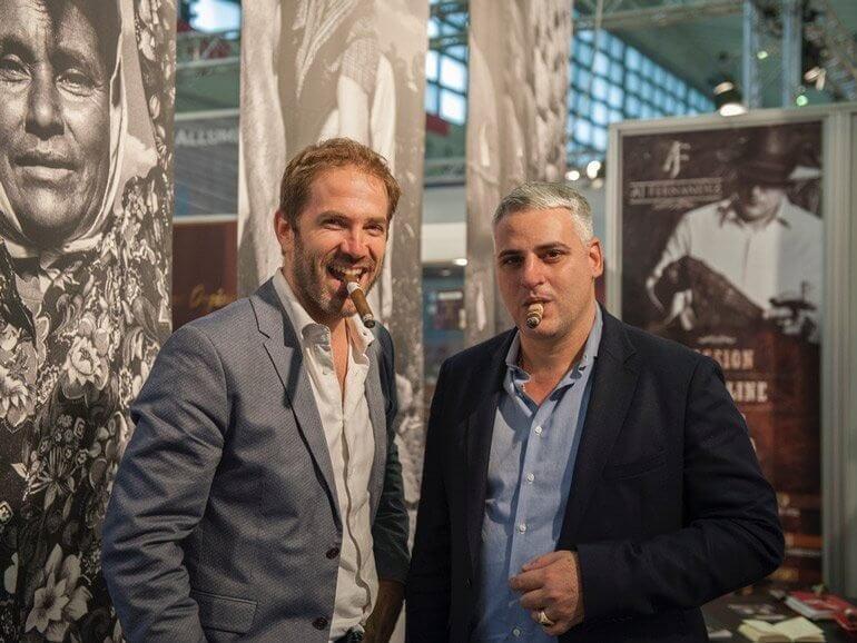 Didier Houvenaghel und A.J. Fernandez