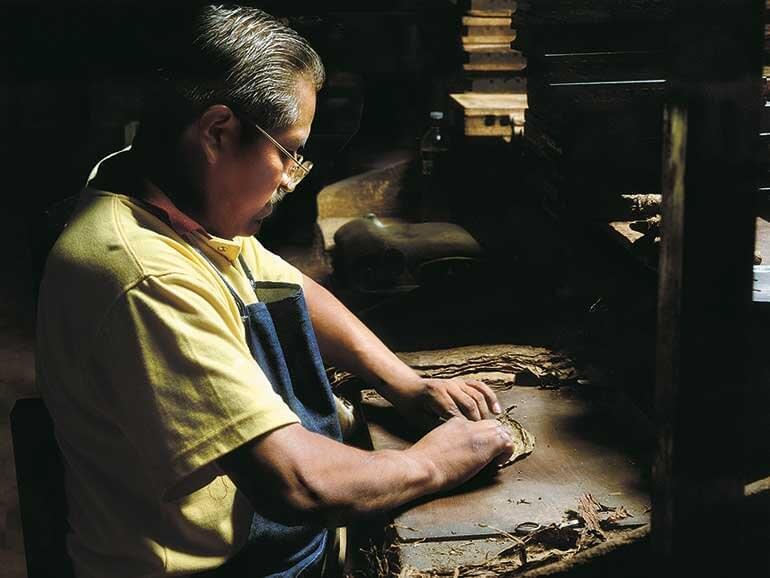 Tabakfabrik Mexiko