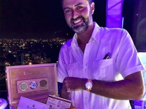 Alberto Ianardi Winner CSWC 2019