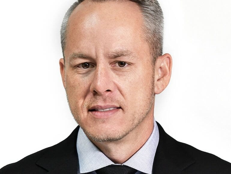 Davidoff Americas President Austin Dylan
