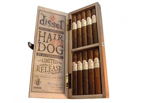 Hair of the Dog - new Cigar
