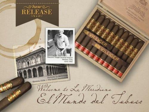 Villiger Cigars Villiger La Meridiana