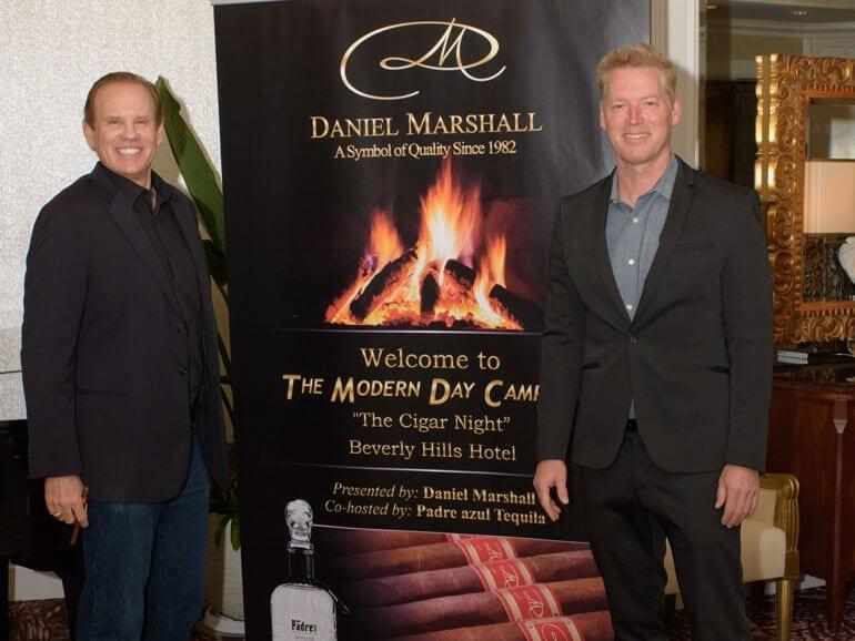 Daniel Marshall Campfire Beverly Hills
