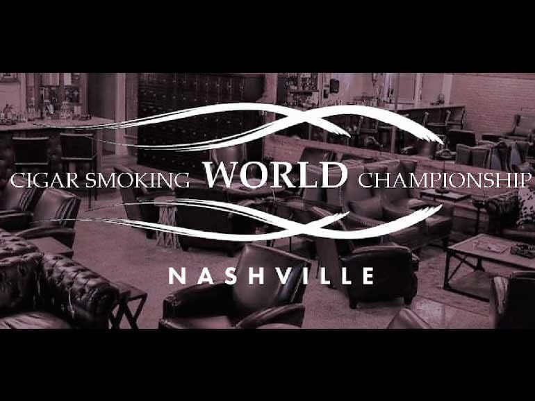 Cigar Smoking World Championship Nashville