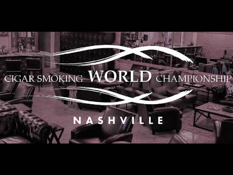 Cigar Smoking World Championship Nashville