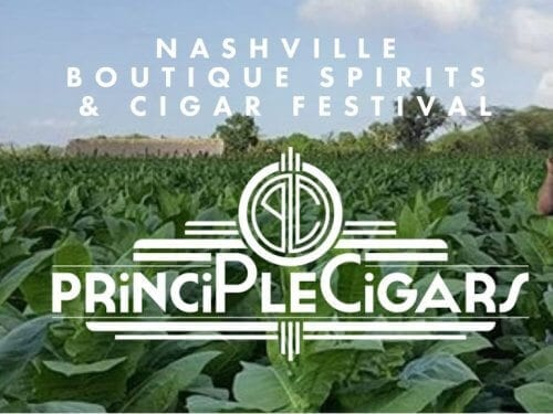 Nashville Boutique Spirits cigar fest
