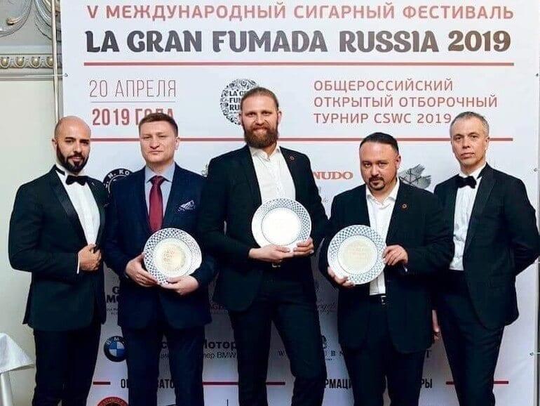 CSWC La Grand Fumada Russia
