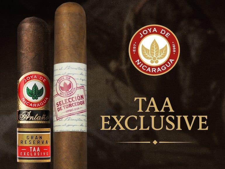 Joya de Nicaragua TAA exclusive
