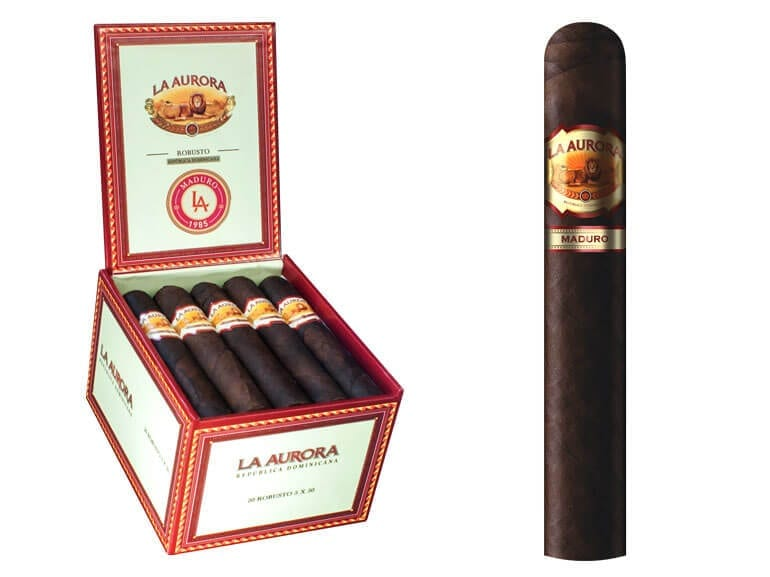 La Aurora Original Blends Maduro 1985