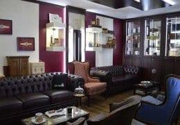 Smoking Lounge La Casa del Habano Lugano
