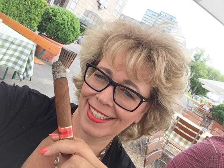 Claudia Wiemer Präsidentin von Cigar Rights of Europe
