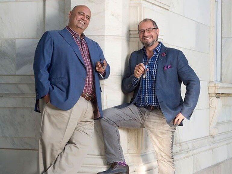 Hiram and Solomon Cigars