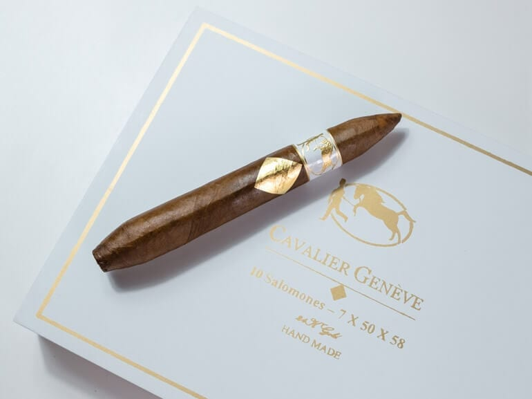 Cavalier Genève White Series
