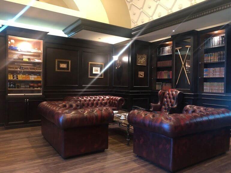 Fidel's Cigar Lounge