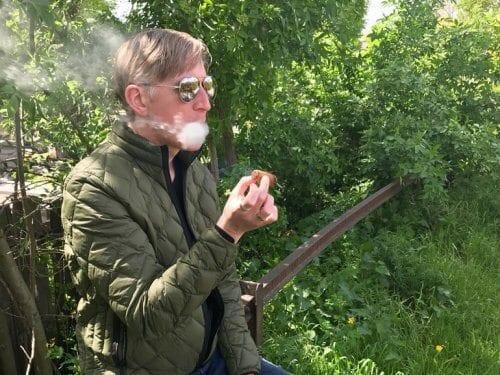 Rauchverbot in Pariser Parks