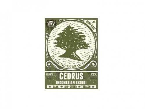 Southern Draw Cigars the Cedrus Line