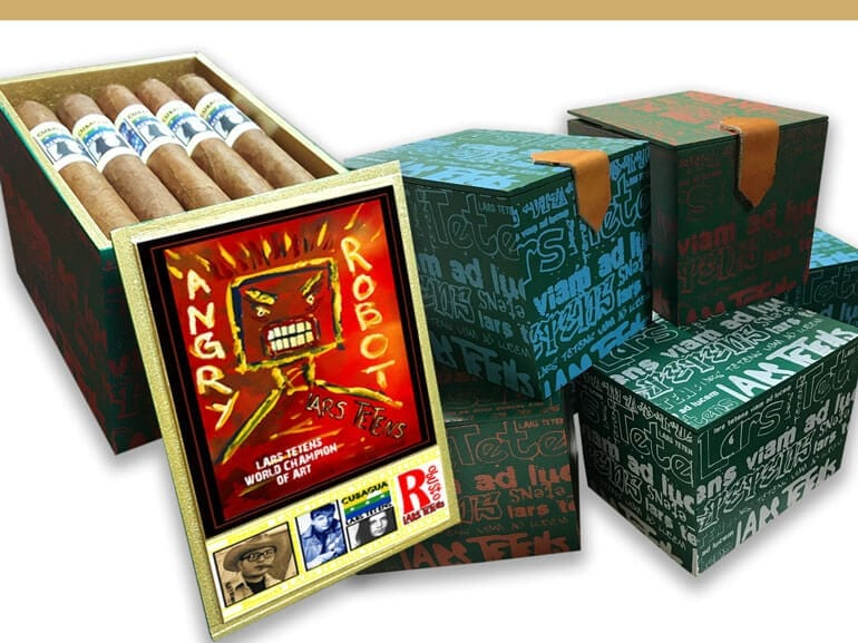 Alec Bradley relaunches initial Lars Tetens brands and Cigars