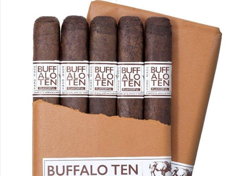 New Brand of El Artista: Buffalo Ten