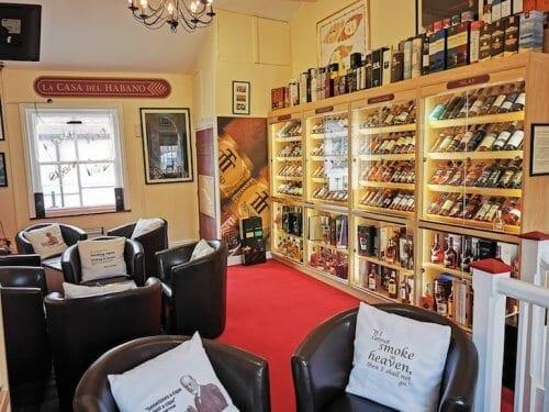 La Casa del Habano Knutsford Cheshire