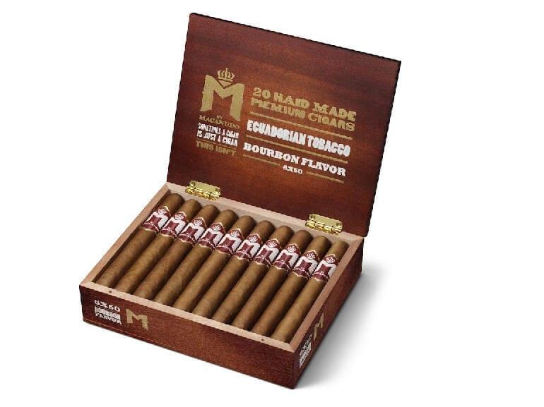 Macanudo M Bourbon Box