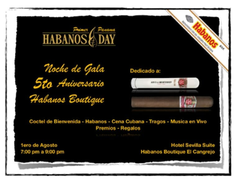 Panama Habanos Day