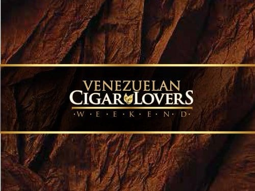 Venezuelan Cigar Lover's Weekend
