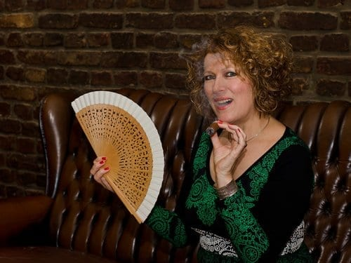 Anette Meisl - La Galana Cigars