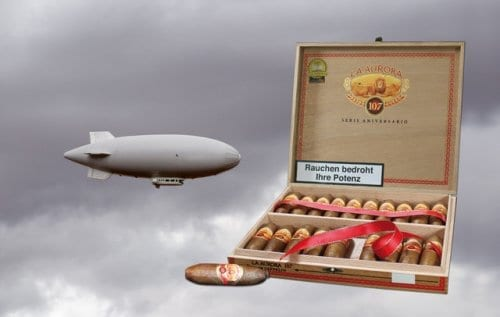 La Aurora 107 Zeppelin