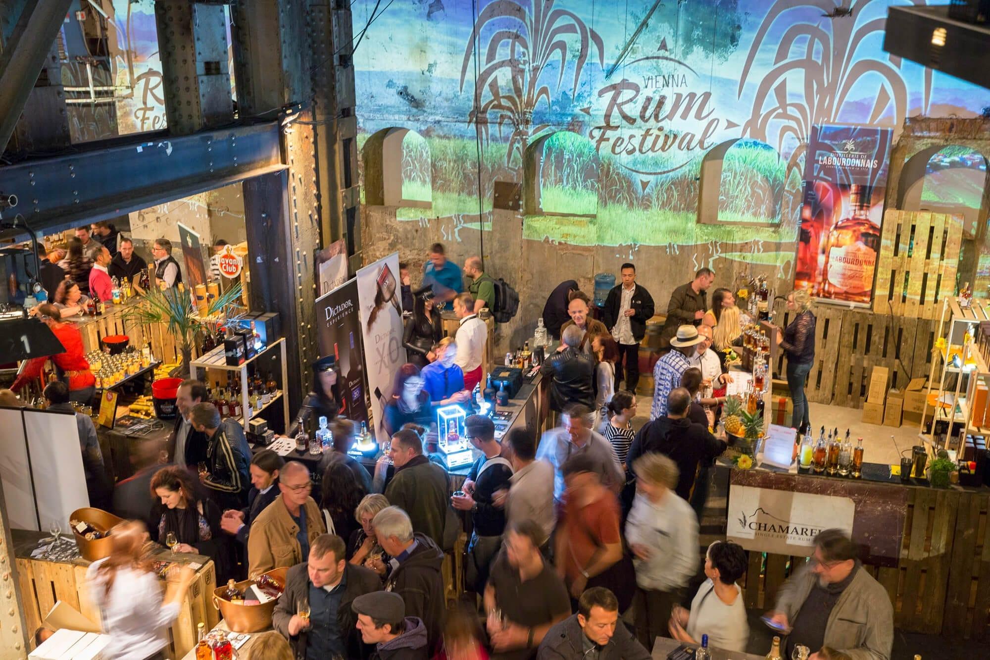 Rum-Tasting in Wien - die edlesten Destillate der Karibik
