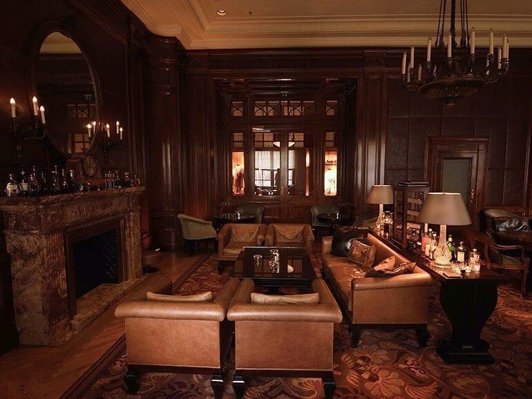 the living room vienna