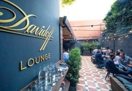 Davidoff Lounge Eröffnung The Grid Bar