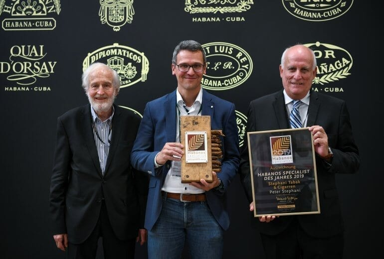 Habanos Specialist des Jahres 2019