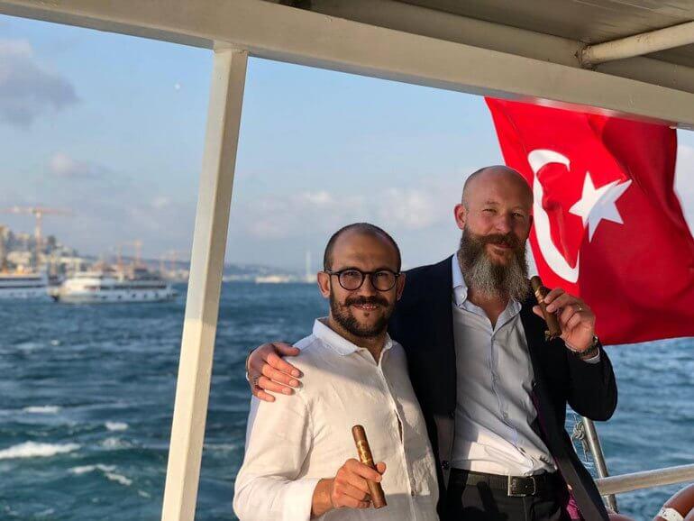First J. Cortès & Oliva event in Turkey