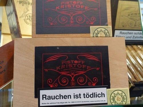 Pistoff - Kristoff Cigars