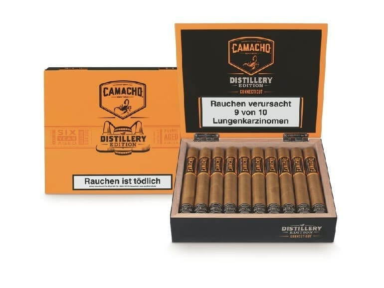 Camacho Conncecticut Distillery Edition