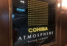 Cohiba Atmosphere Kuala Lumpur