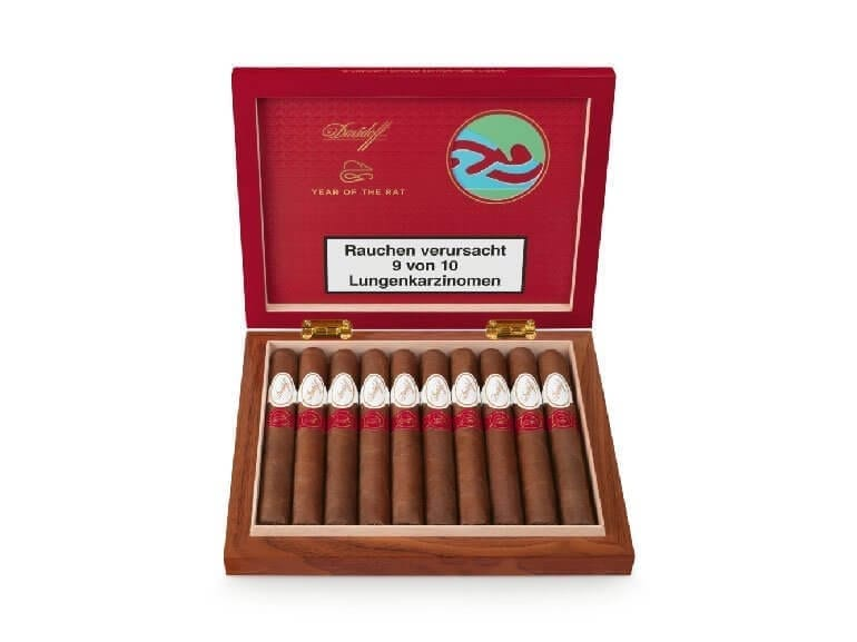 Davidoff Year of the rat limited edition