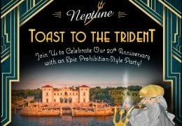 20th Anniversary Neptune Cigar Celebrates